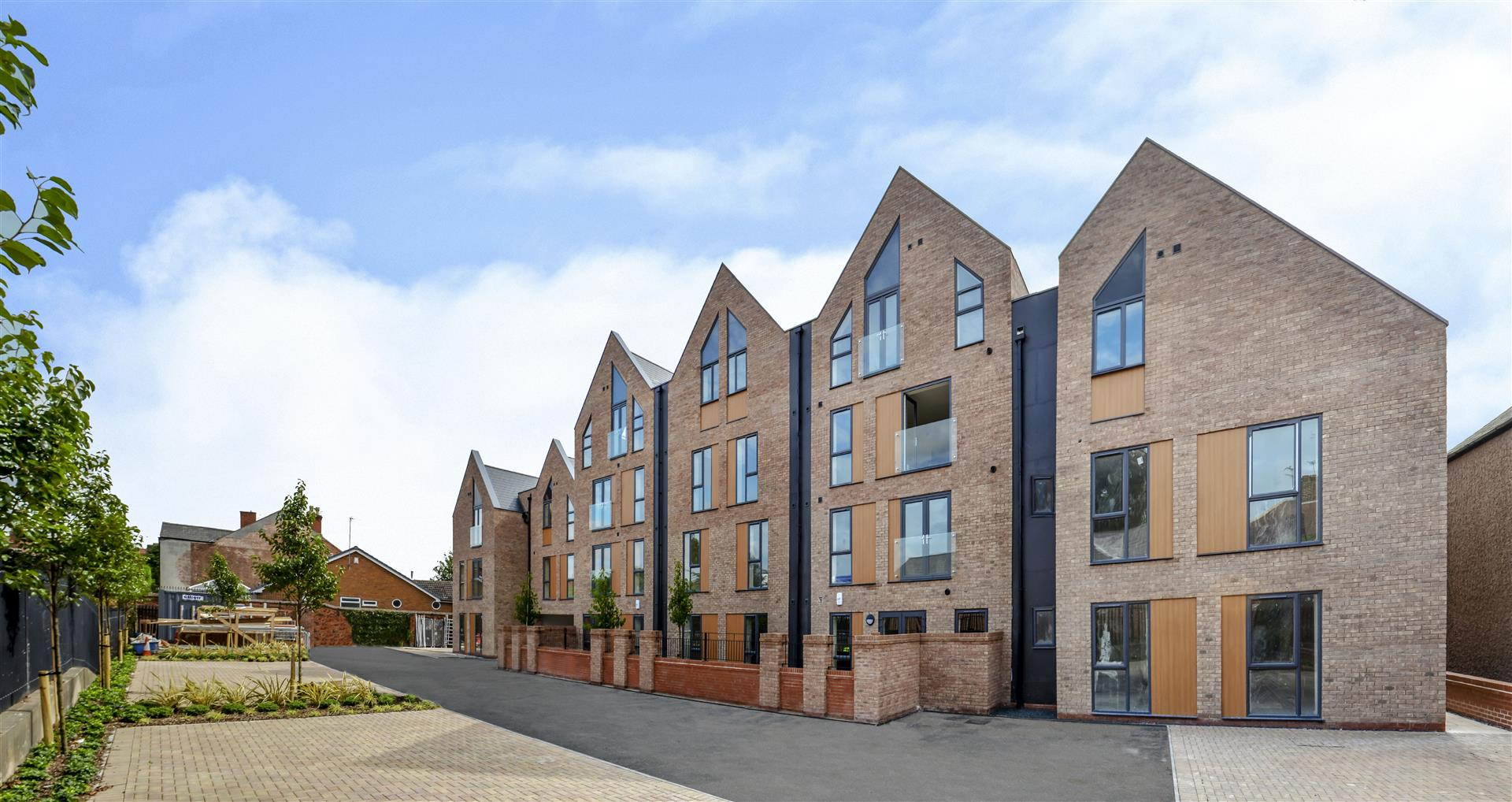 2 Bedrooms Apartment Flat for sale in Newlands House, Nether Street, Beeston